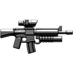 M16-AGL стального цвета