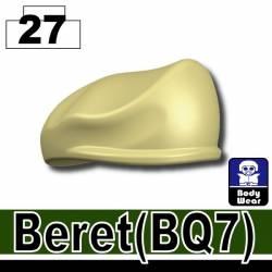 Берет BQ7 тановый