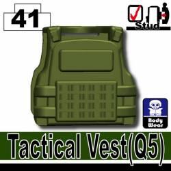 Бронежилет Q5 зеленый