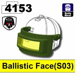 Ballistic Face S03 Black