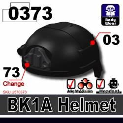 Helmet BK1A Black