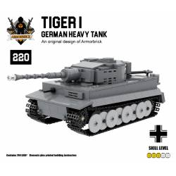 Немецкий танк Тигр 1