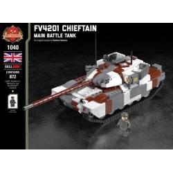 "Британский танк ""Чифтен"""