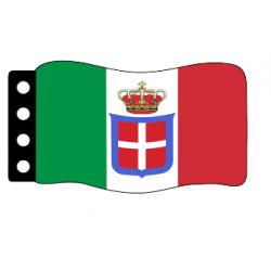 Итальянский флаг Первой Мировой войны