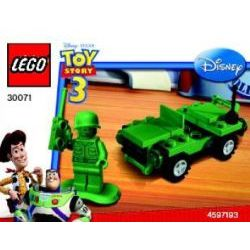 30071 Army Jeep