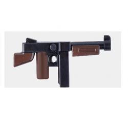 American Thompson M1A1 submachine gun Brickpanda