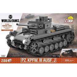 3062 Средний танк Panzer III