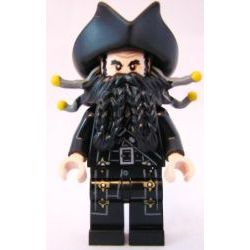 Blackbeard minifigure