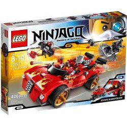 70727 X-1 Ninja Charger