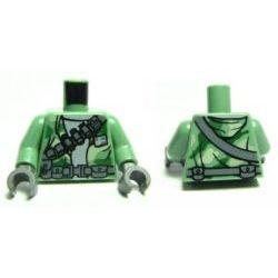 Торс камуфляжный зеленого цвета SW