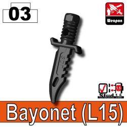 Bayonet L15 Black