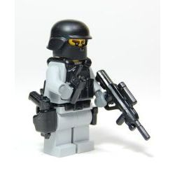 Минифигурка Контр-террориста v1.0