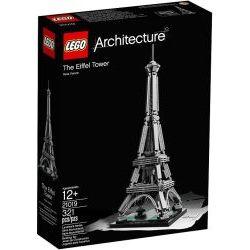 21019 Эйфелева башня