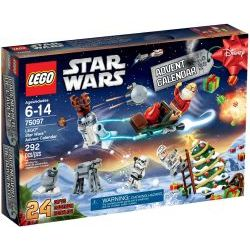 75097 Рождественский календарь Звездные Войны