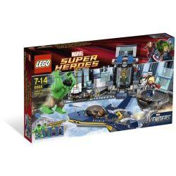 6868 Hulk's Helicarrier Breakout