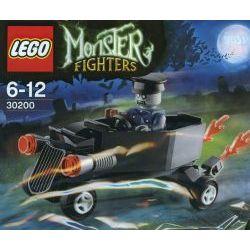 30200 Машина с Зомби-водителем