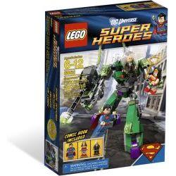 6862-2 Супермен против мощного робота Лекса