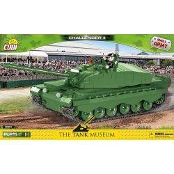 2614 британский основной боевой танк Челленжер 2