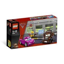 8424 Mater's Spy Zone