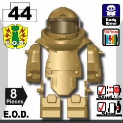 Костюм сапера E.O.D TS70, песчаный