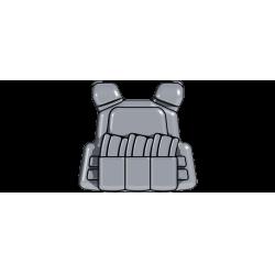 Бронежилет Оператора темно-серый