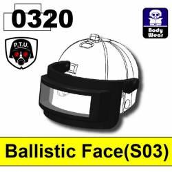 Баллистическая маска S03