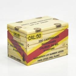U.S. Cal .50 M1 cartridge case