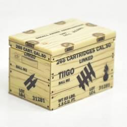 U.S. Cal .50 cartridge case