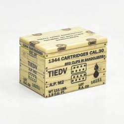 U.S. Cal .30 M2 cartridge case