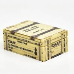 U.S. shotgun shells case