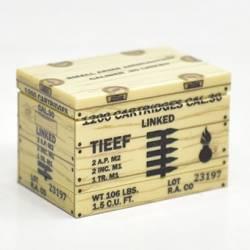 U.S. Cal .30 cartridge case