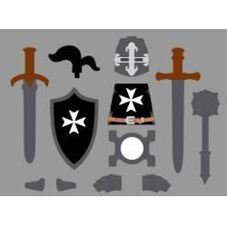 Набор Рыцаря Госпитальера