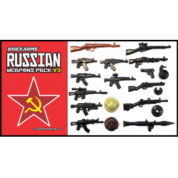 Russian Weapons Pack v3