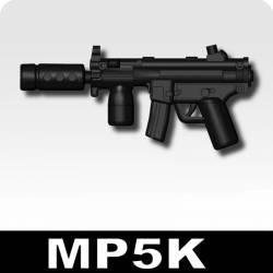 Автомат MP5K черный