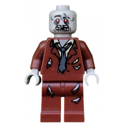 Zombie, Reddish Brown Suit