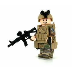 Army OCP 82nd Airborne Minifigure