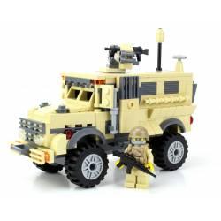 Американский броневик Кугуар класса MRAP