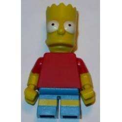 Минифигурка Барт Симпсон