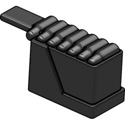 Ammo Box - Heavy black