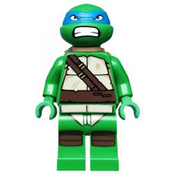 Leonardo, Gritted Teeth