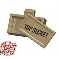 Ammo Case - Top Secret