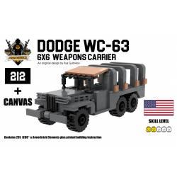 Dodge WC-63 - Американский Военный Автомобиль